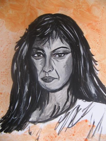 Ysabelle Lacamp por JIM